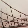 deco pont de brooklyn en metal