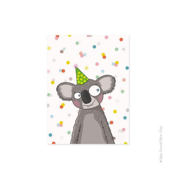 déco enfant koala