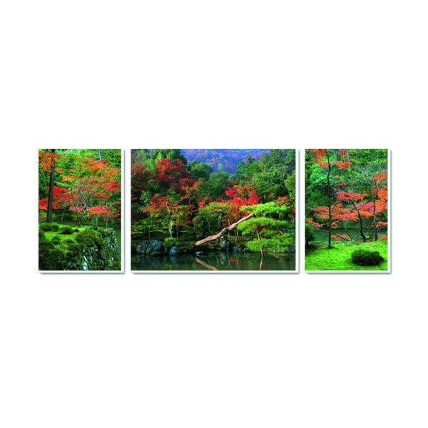 tableau paysage zen