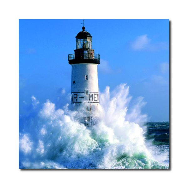 tableau phare d'Ar Men