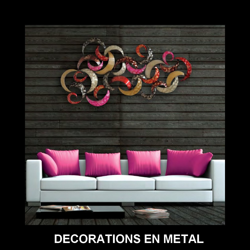 sculptures design murales