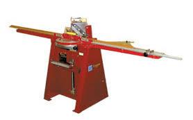 machine pour la decoupe des baguettes de cadres