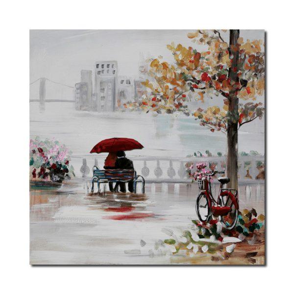 peinture figurative romantique