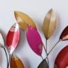arbre feuilles couleurs en metal quimper
