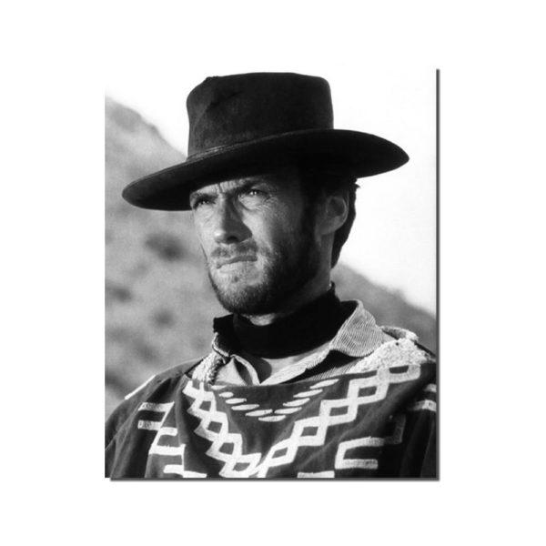photo clint eastwood cowboy