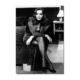 photo romy schneider en noir et blanc