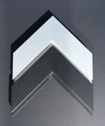 cadre noir pour toile