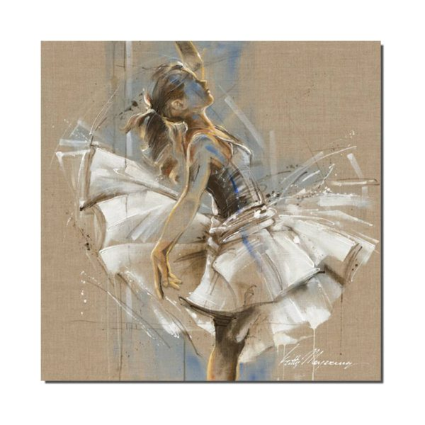 affiche de danse moderne jazz