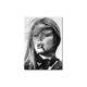 affiche Brigitte Bardot avec une cigarette