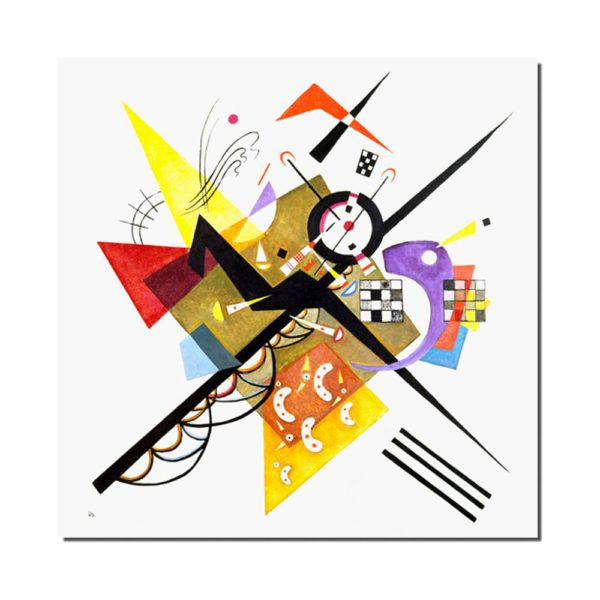reproduction de Kandinsky