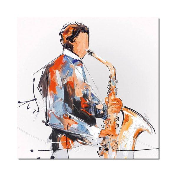 tableau saxophone