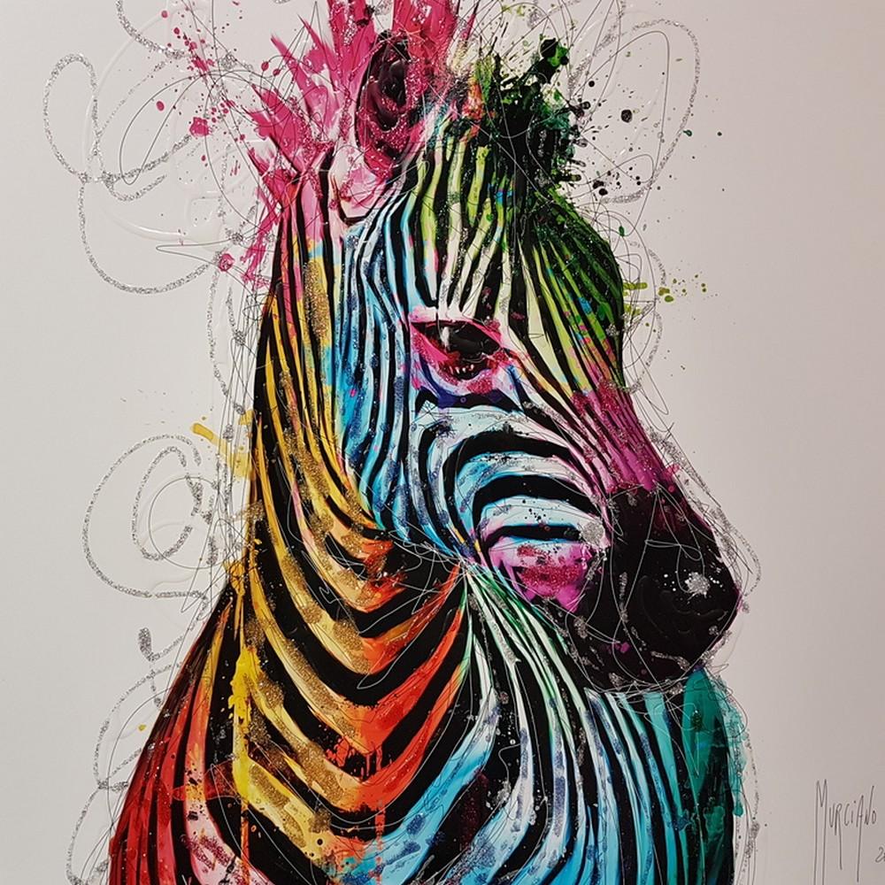 Murciano Zebre Zebra Ambiance Cadres Quimper