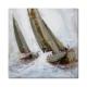 peinture bateaux avec metal