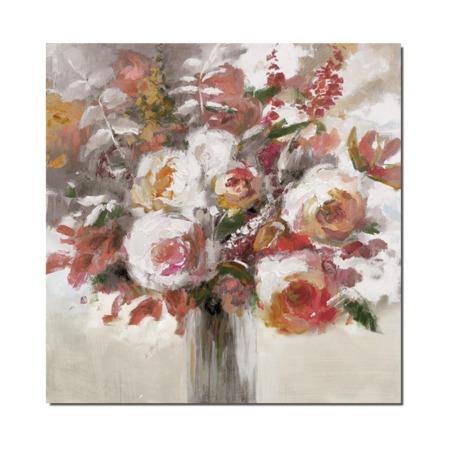tableau bouquet de roses