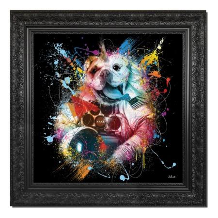 tableau bulldog cosmo sylvain binet