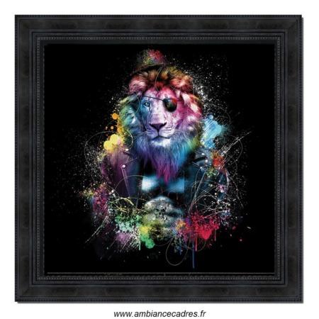 tableau sylvain binet lion