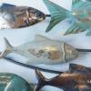 deco metal poissons
