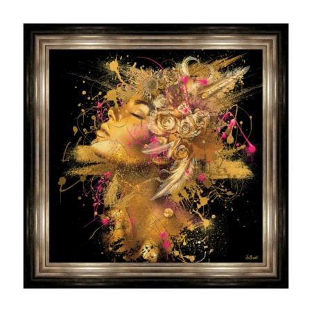 tableau-femme-en-or-sylvain-binet