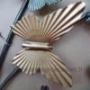 decoration papillons en metal