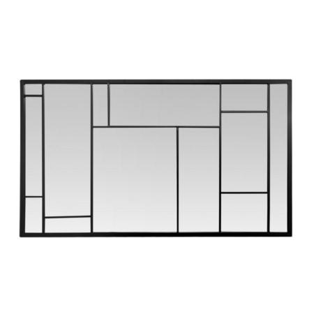 Miroir Atelier Artiste Noir
