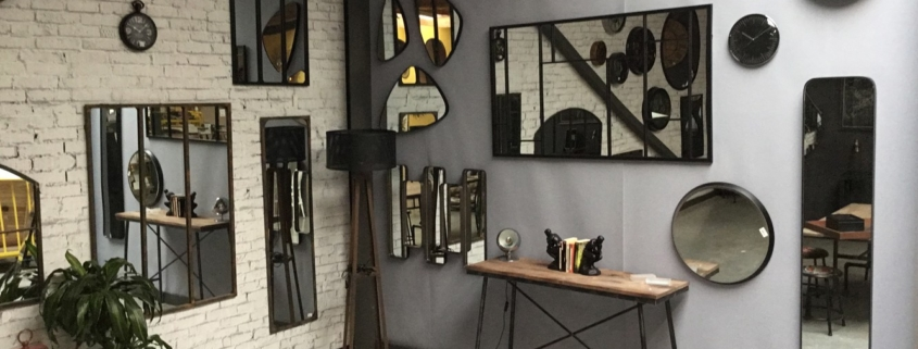 miroirs industriels atelier