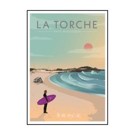 Affiche La Torche Hortense
