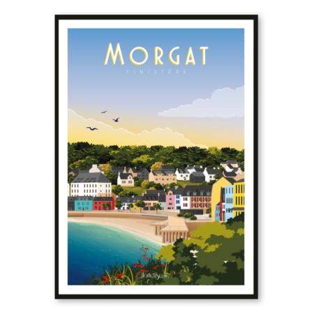 Affiche Morgat Hortense