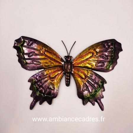 Déco Papillon en Métal