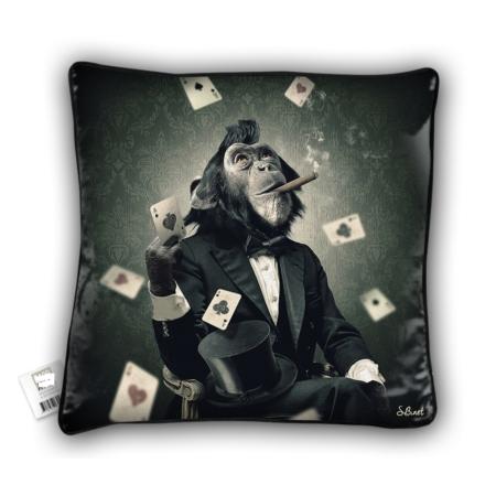 Cousin Singe Poker Sylvain Binet